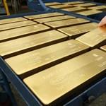 Egyre csak fogy az orosz aranytartalék