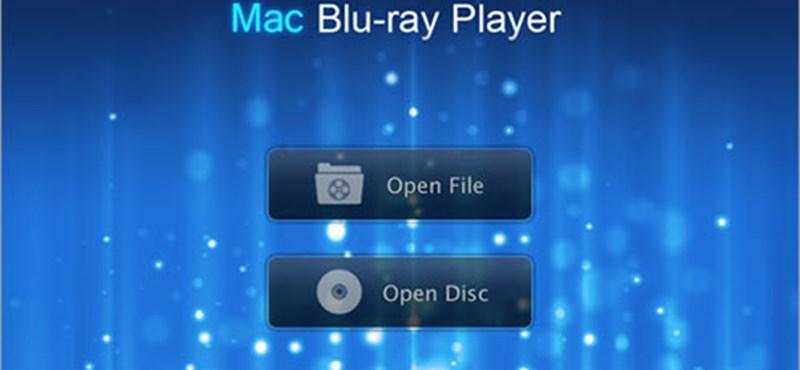 Blu-ray lejátszó OS X-re