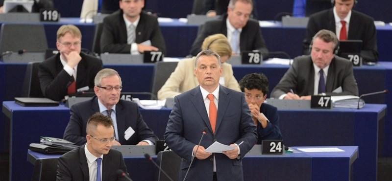 Európa tesztje: Orbán Viktor