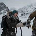 Kate Winslet a hegyekben küzd a túlélésért új filmjében – előzetes
