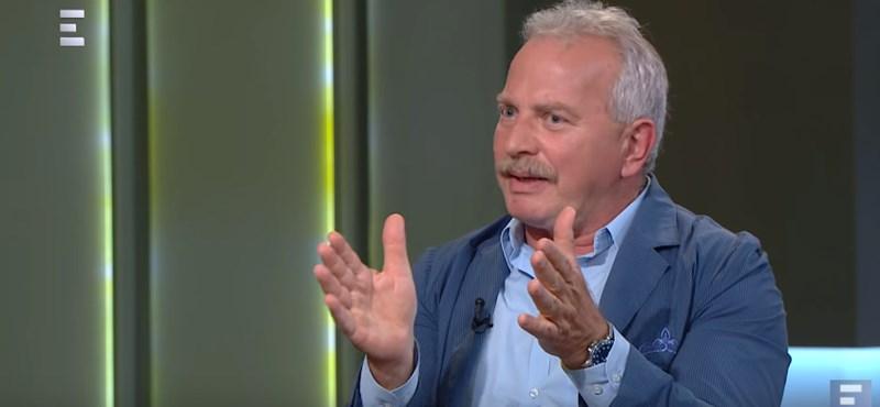 """Bencsik András szerint az Eurovízió """"egy homoszexuális flottatüntetés"""""""