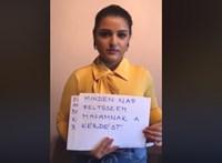 """""""Mosolyogj vissza rám!"""" - antirasszista videót közölt a Parno Graszt énekesnője"""