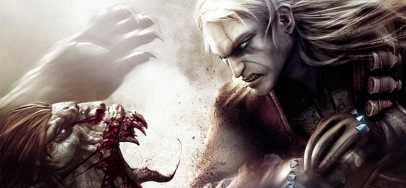 Másfél millió eladott Witcher 2011-ben