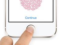 Készített egy tervet az Apple, a kijelző alatt térhet vissza a Touch ID