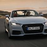 Így ünneplik a győri Audi TT 20. születésnapját