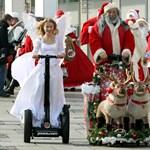 Világvárosok karácsonyi lázban