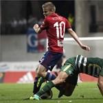Csaknem hároméves Videoton-sorozatot szakított meg a Ferencváros
