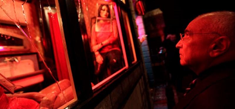 Az amszterdami bordélyháznak magyarul kell beszélnie a magyar prostituálttal