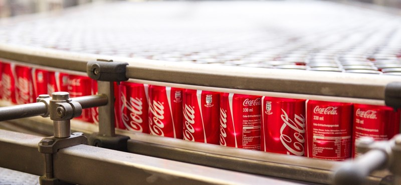 A Coca-Cola még az adóemelésből is üzletet csinál