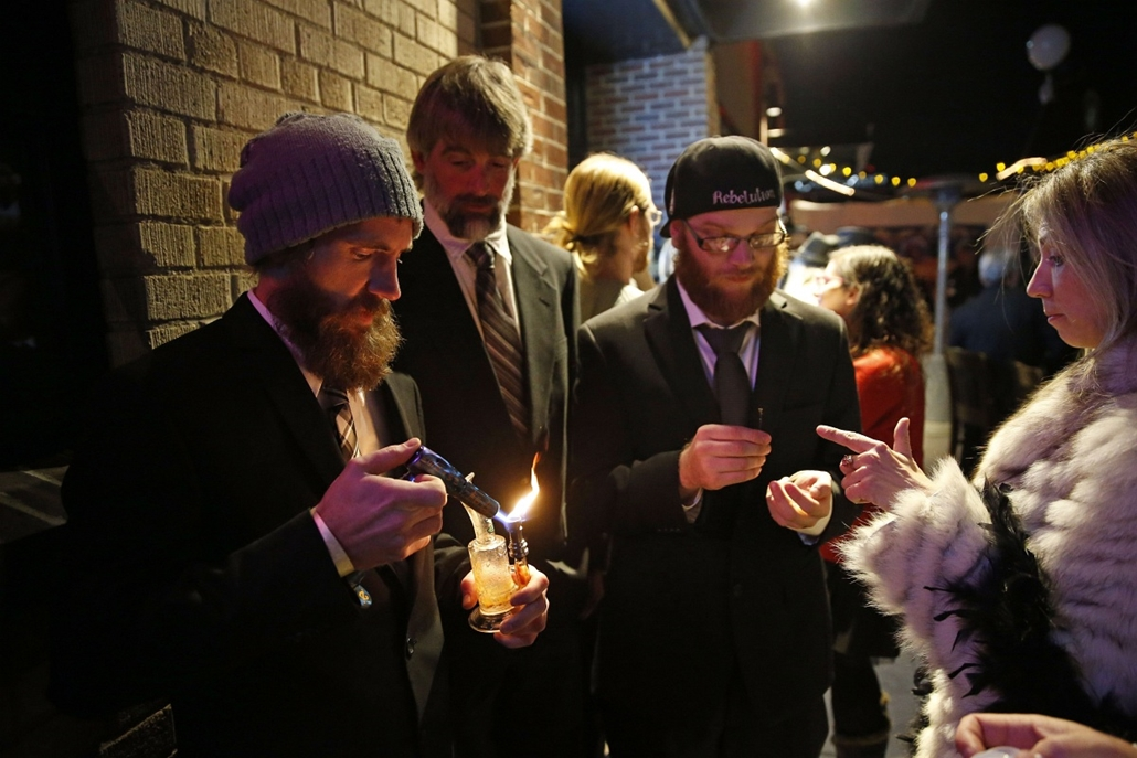 AP! január 13-ig -  hét képei - Legális marihuánakereskedelem az Egyesült Államokban, Denver, colorado