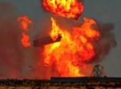Úgy tűnt, gond nélkül leszáll a SpaceX kísérleti Mars-rakétája, aztán felrobbant