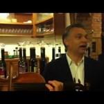 Orbán dalra fakadt - videó
