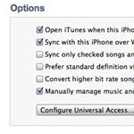 iOS 5 tipp: szinkronizálás wifin keresztül