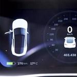 400+ ezer km-t futott egy Tesla Model S, ilyen állapotban van most