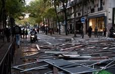 Biztonságosabb lesz tüntetni Franciaországban