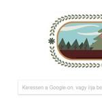 Tudjátok, miért ilyen ma a Google logója?