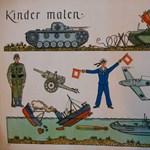 Fotók: így nézett ki egy náci adventi naptár