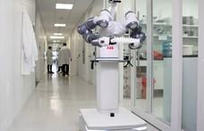 Sokat enyhítene az ápolóhiányon, ha ilyen robotot vetnének be a kórházak
