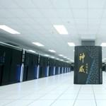 Már ez is Made in China: ez most a világ leggyorsabb szuperkomputere