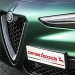 555 lóerős lett az Alfa Romeo felmorcosított divatterepjárója