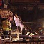 Tengerbe szakadt egy móló Spanyolországban, több százan megsérültek