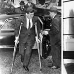 """Egy fűzőn múlt volna JFK, a """"legbetegebb"""" elnök sorsa?"""