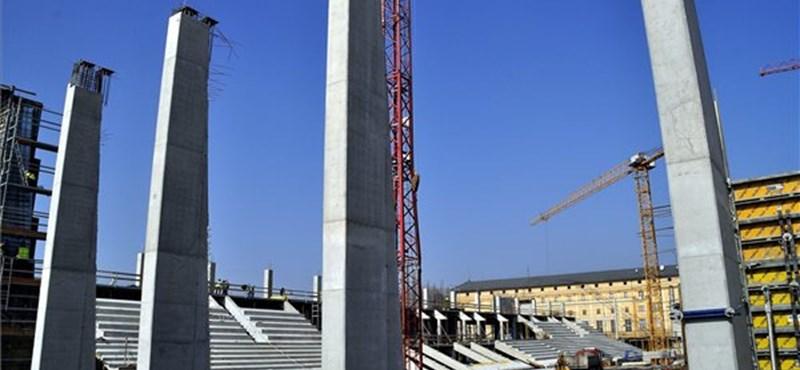 Tovább dübörög a stadionépítés Magyarországon