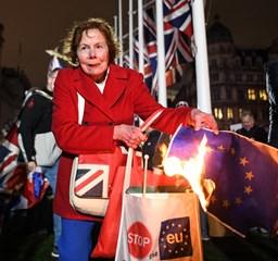 Brexit: Egy nagy szakítás képekben