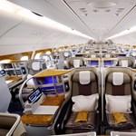 Megjöttek az új repülők az Emirates-hez