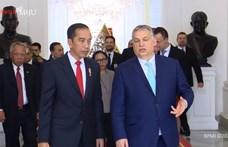 Orbán letárgyalta, hogy három indonéz játékos beiratkozhasson a Puskás Akadémiára