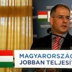 Kósa: Magyarország legalább arccal vállalja véleményét a kvótaügyben