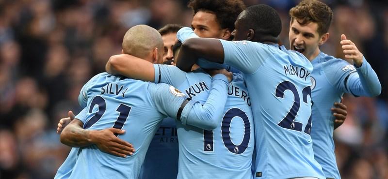 Hiába lett bajnok a Manchester City, kizárhatják a BL-ből