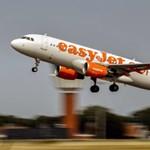 Éppen csak a háttámla hiányzott az ülésről, ahova egy utas jegye szólt az EasyJet gépén