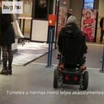 A hármas metró liftjei: Lázár szerint még nem lefutott az ügy – videó