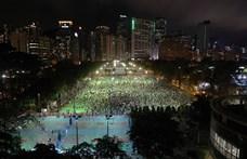 Hongkongban már törvény védi a kínai himnuszt
