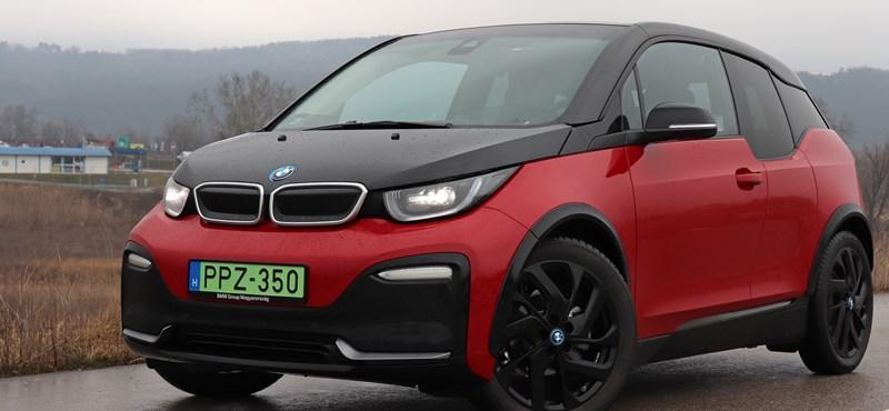 Turbó dodzsem: meghajtottuk a sportosra hangolt új BMW i3s villanyautót