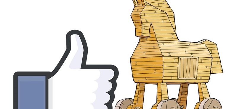 Új vírus terjed a Facebookon, 110+ ezren már fertőzöttek