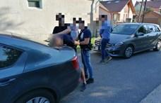 A TEK-kel csaptak le a rendőrök a soproni fegyveres rablás gyanúsítottjaira