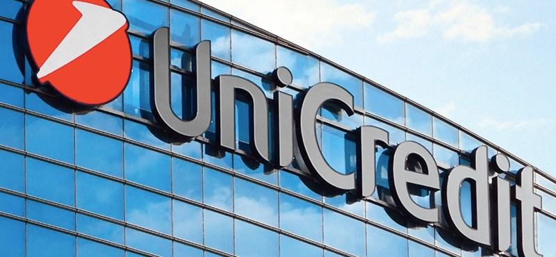 Megbüntette az UniCreditet a jegybank