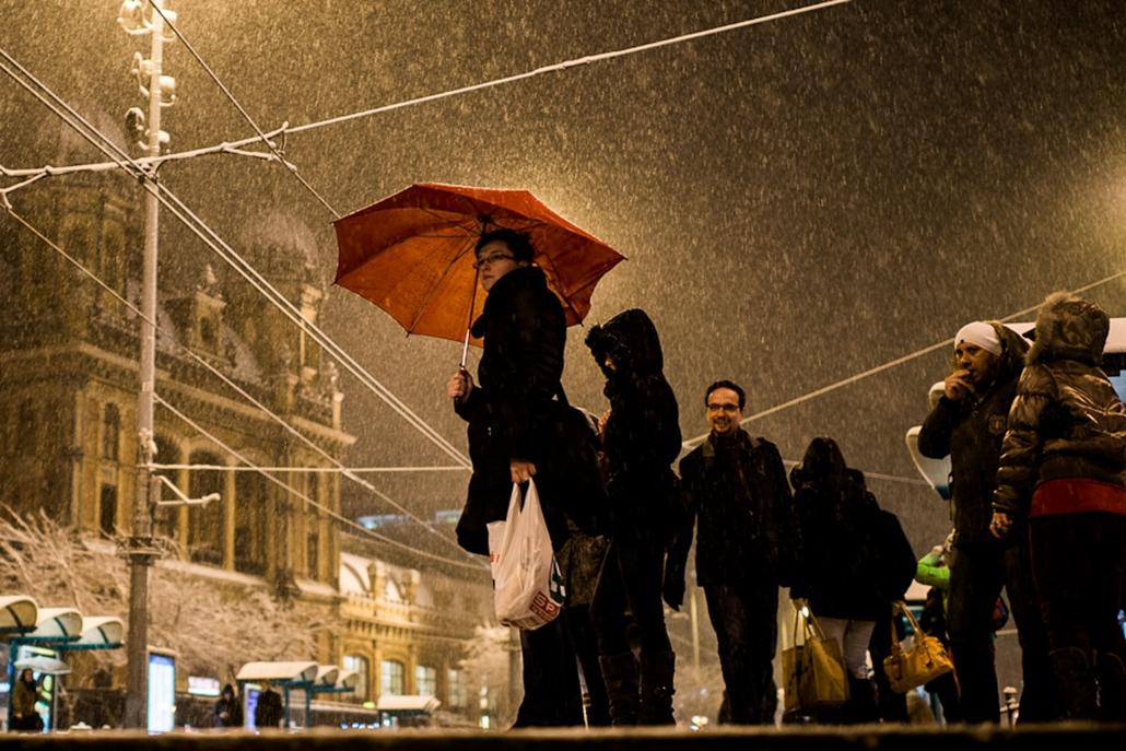 Havazik Budapesten
