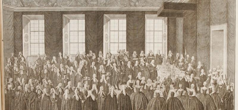 Barokkos bőség - egy kép nyomában