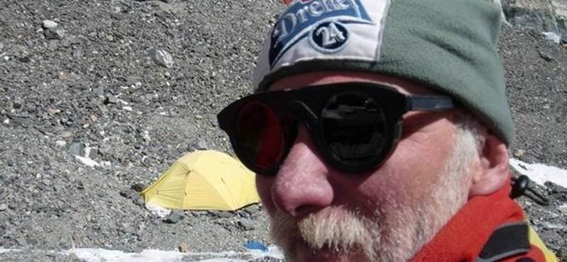Halottá nyilvánítják Várkonyi Lászlót, a Himalájában eltűnt hegymászót