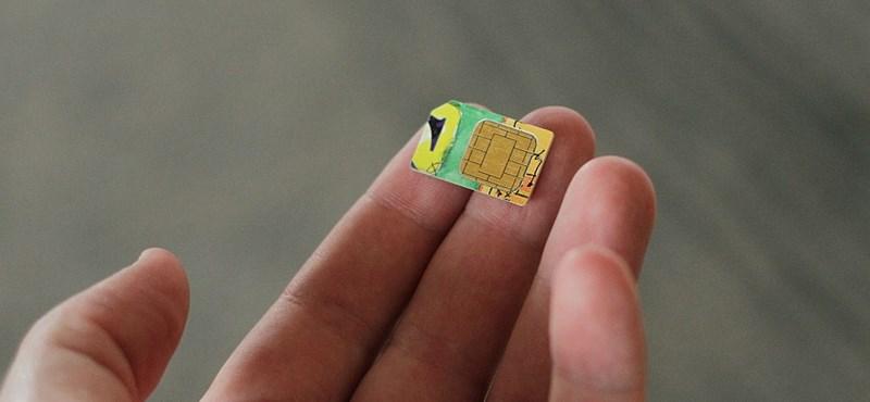 Hamarosan kidobhatja: eltűnik a telefonokból a SIM-kártya