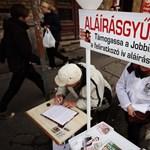 Bukott a Fidesz is: megkeserítik a szabályok a választási aláírásgyűjtést