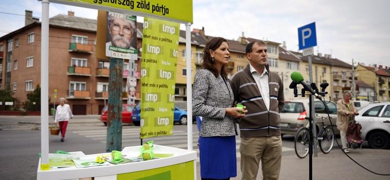 Kizárják az LMP-ből a képviselőjelöltet, akinek a Fidesz gyűjtött aláírásokat