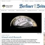 A Berliner Zeitung is a magyar közmédiás elbocsátásokról ír