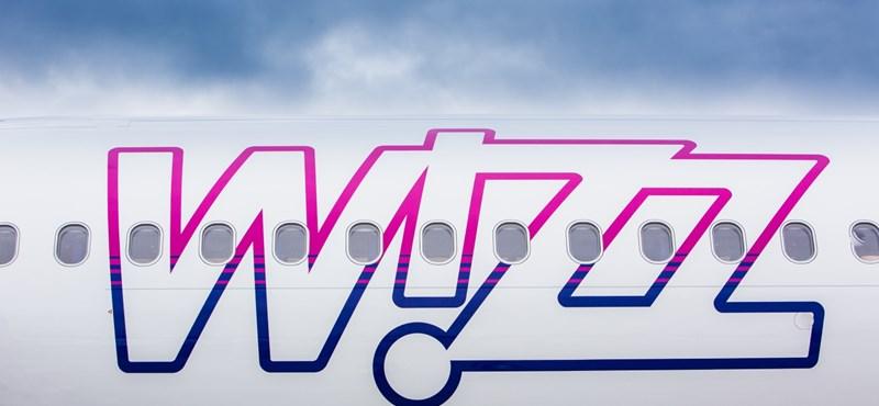 Műszaki hiba miatt Budapesten szakította meg az útját a Wizz Air egyik gépe