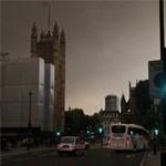 Mordori eget festett London fölé az Ophelia hurrikán - fotók