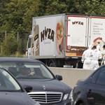 Egy másik zsúfolt kamion is volt Ausztriában, de abból kiszabadultak a migránsok