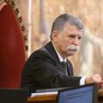 """""""Remélem, az urak még nem ittak!"""" – Kövér és Jakab ismét összebalhézott a parlamentben"""